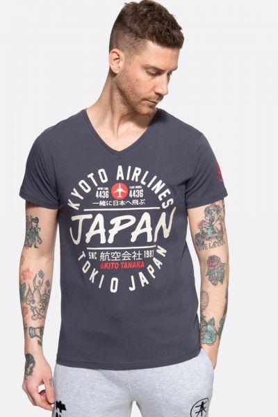 T-Shirt mit Frontprint »Flight«