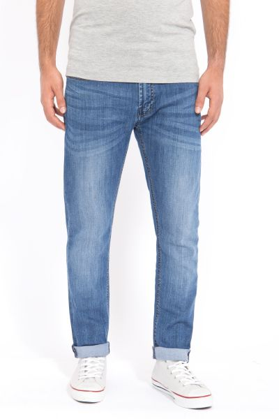 WAY OF GLORY  5-Pocket-Jeans Slim Fit,  Stone Wash »Justin«