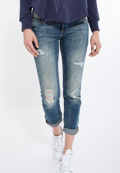 MEXX Lässige Boyfriend-Jeans