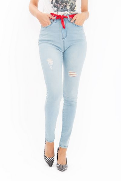 QUEEN KEROSIN High Waist Jeans Betty Fit Betty Fit