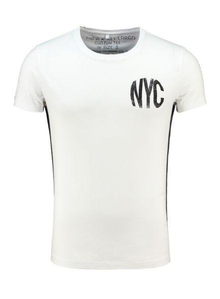 KEY LARGO Herren T-Shirt MT DISTRICT round