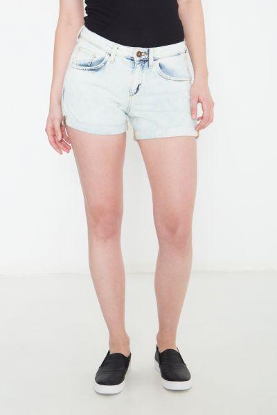 COLINS Boyfriend Shorts in heller Waschung