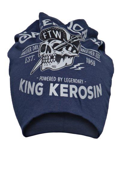 KING KEROSIN Stoffmütze mit Print Speed Lords