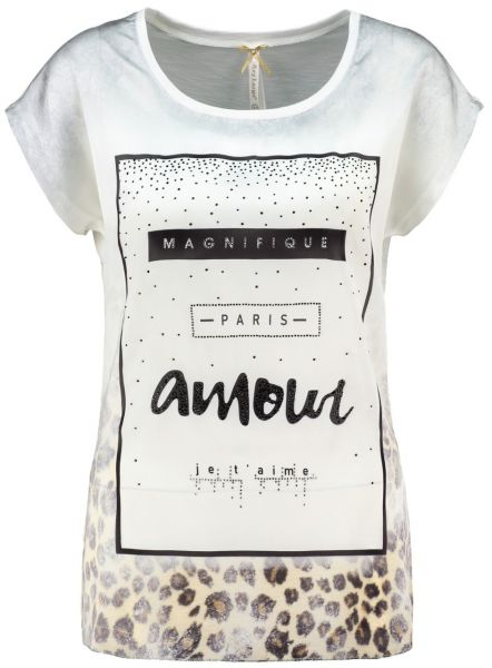 KEY LARGO Damen T-Shirt WT AMOUR round