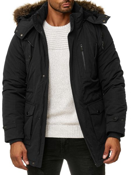 BLACKROCK Parka mit Kapuze, Waterproof