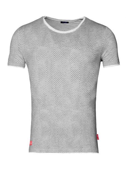4ea6e1ad5f3fbe KEY LARGO Herren T-Shirt MT AGILITY round M   Grau