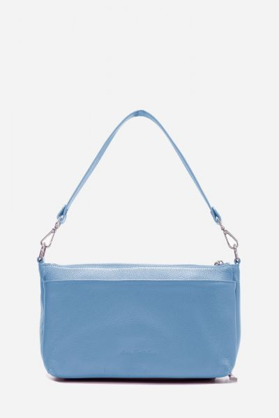 Handtasche mit auswechselbarem Trageriemen