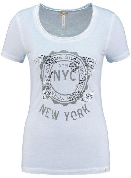 KEY LARGO Damen T-Shirt WT COLLEGE round