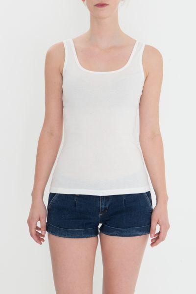 COLINS Basic Baumwoll-Top, Slim Fit