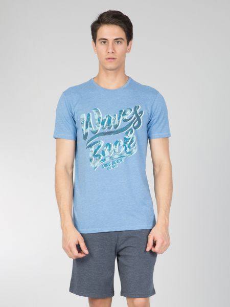 COLINS T-Shirt mit modischem Printmotiv vorne