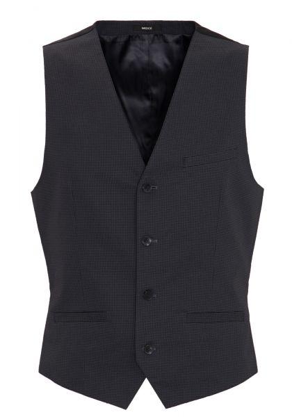 MEXX Anzugweste aus Baumwollmischung, zweifarbig