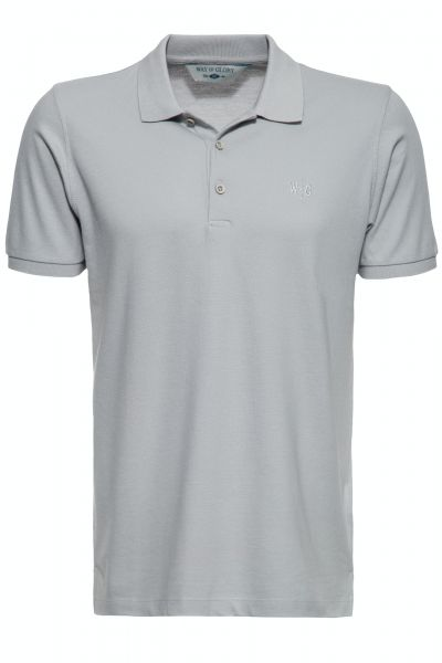 Premium Poloshirt aus hochwertigem Pikee