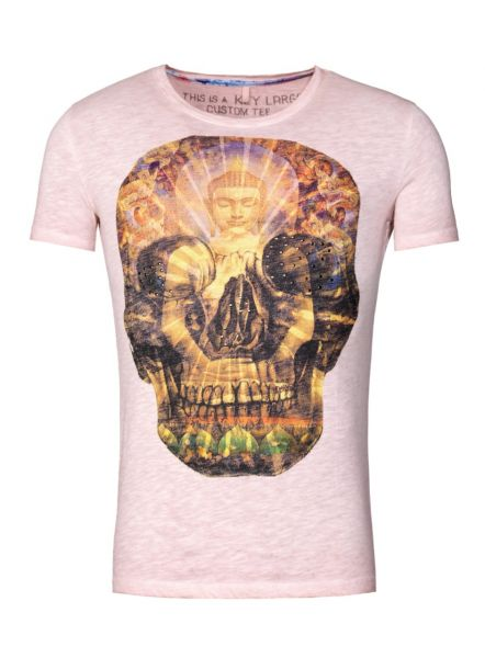 KEY LARGO Herren T-Shirt MT ESCONDIDA round