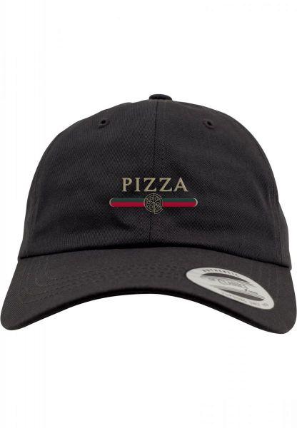 Pizza Dad Cap black one size