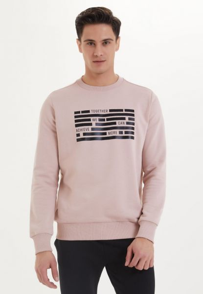 Sweatshirt mit Statement-Print »Redacted Sweat« - Bild