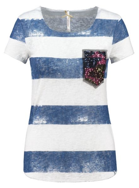 KEY LARGO Damen T-Shirt WT JADA round