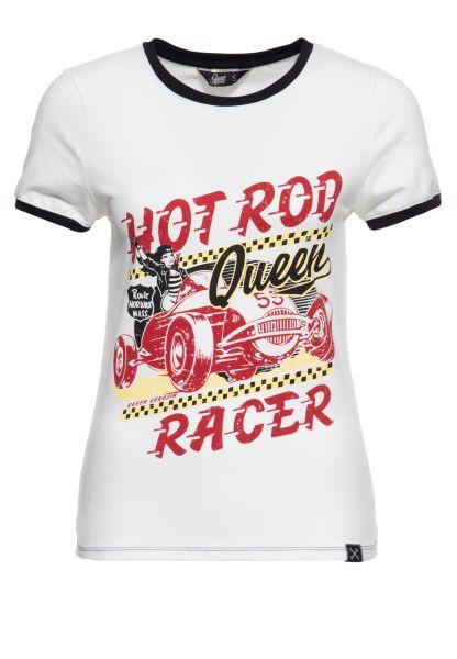 Contrast T-Shirt mit Frontprint