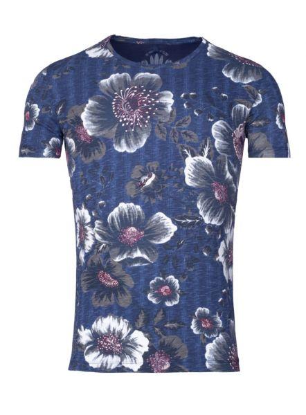 KEY LARGO Herren T-Shirt MT NASSAU round