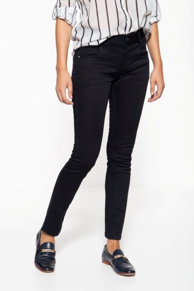 Slim Fit Jogpants im 5-Pocket Design »Zoe Jog«