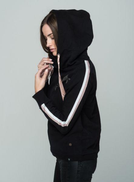 KEY LARGO Damen Sweatshirt & Sweatjacken WSW COSY hood