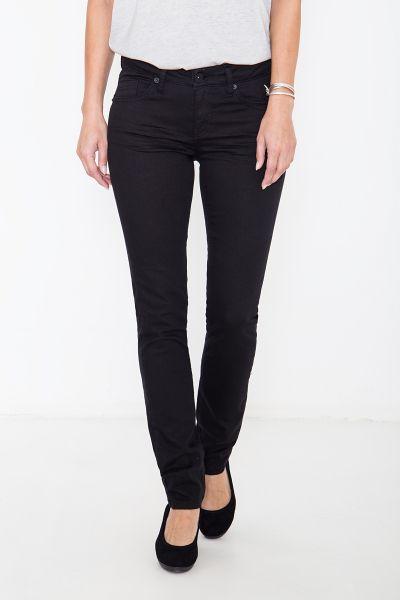 ATT JEANS Basic Slim Fit Jeans mit Passennaht vorne Belinda