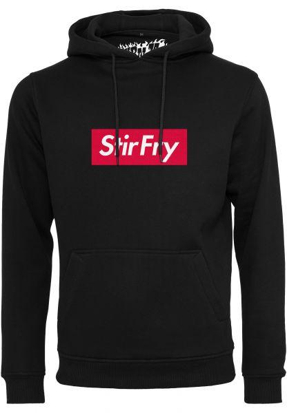 StirFry Hoody black L