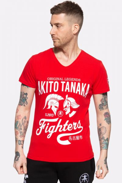 T-Shirt mit Frontprint »Gladiator Fighters«