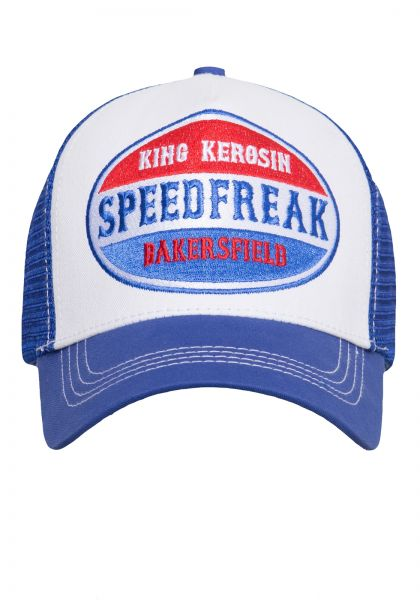 KING KEROSIN Trucker Cap mit Mesh-Einsatz Speedfreak