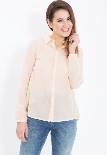 MEXX Lange Hemdbluse in luftiger Baumwolle
