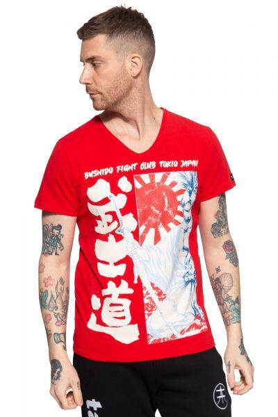 T-Shirt mit Frontprint »Fight Club«
