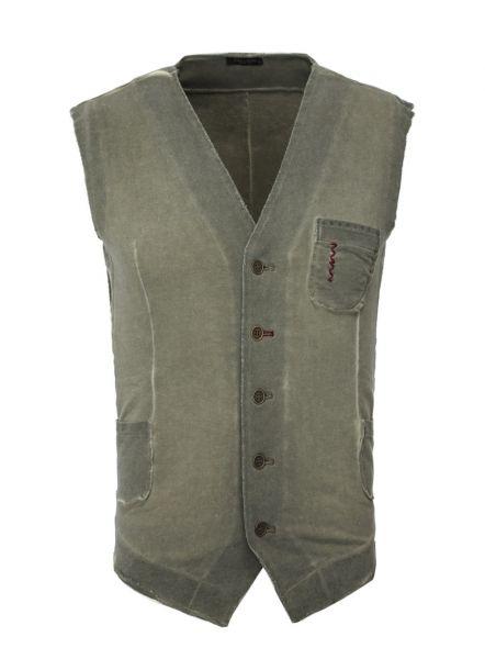 KEY LARGO Herren Sweatshirt & Sweatjacken MSW PRIVACY vest
