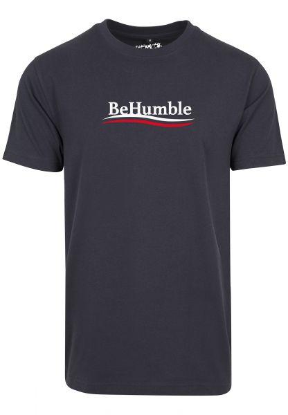 Humble Tee navy 3XL