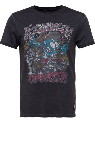 T-Shirt »Rockabilly Greaser« - Bild