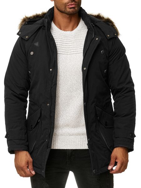 BLACKROCK Outdoor Jacke mit markanten Reißverschlusstaschen