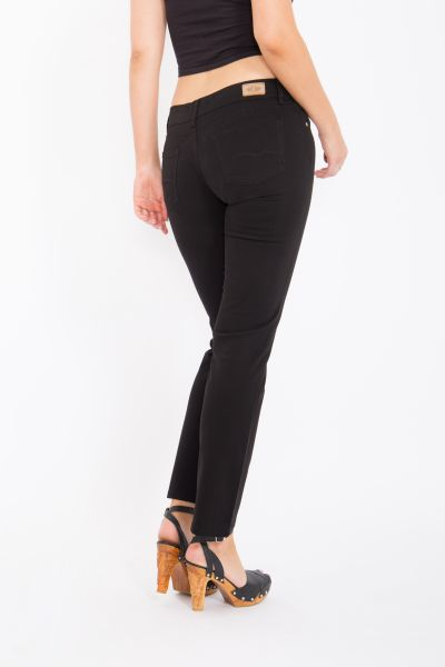 WAY OF GLORY 5-Pocket-Jeans »Britney«, regular fit & straight leg aus Baumwoll Twill Britney
