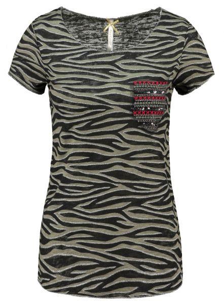 KEY LARGO Damen T-Shirt WT EXPLORE round