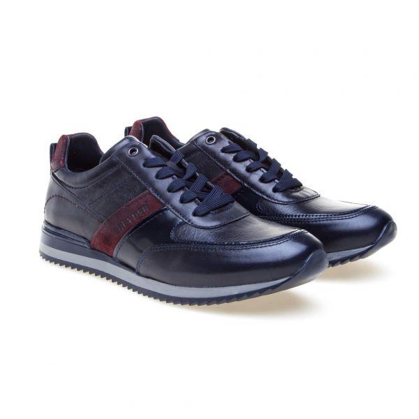 Greyder Sneaker aus edlem Glattleder