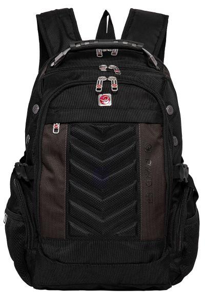 PYATO Laptop Rucksack 17 Zoll für Männer Schulrucksack Multifunktionsrucksack Tagesrucksack für Busi