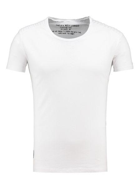 KEY LARGO Herren T-Shirt MT MARTIN round