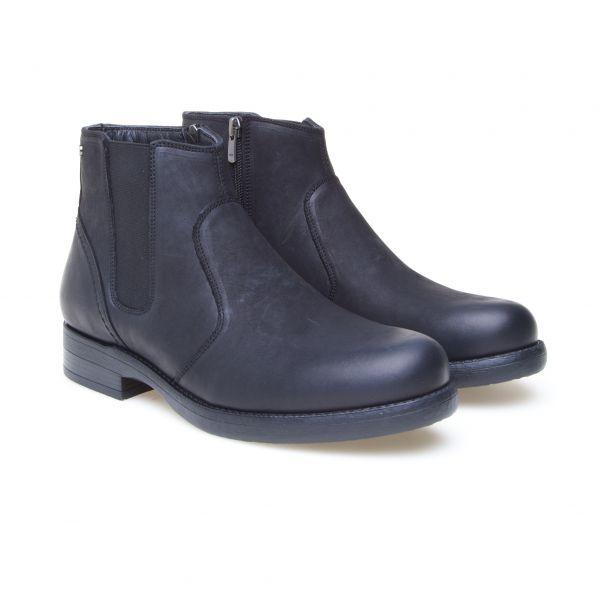 Greyder Chelsea Boots mit flexiblem Gummieinsatz