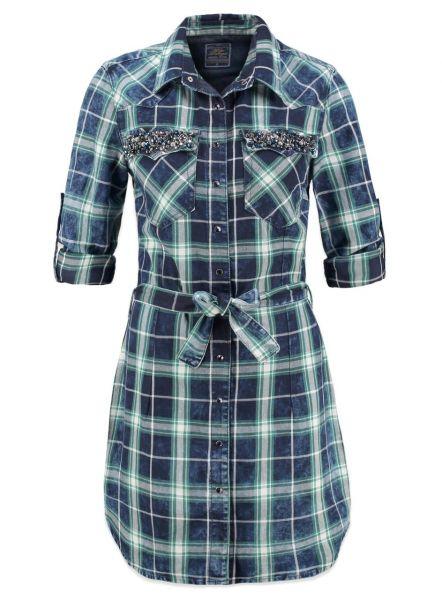 KEY LARGO Damen Bluse DB AMELIE button Farbe  Größe