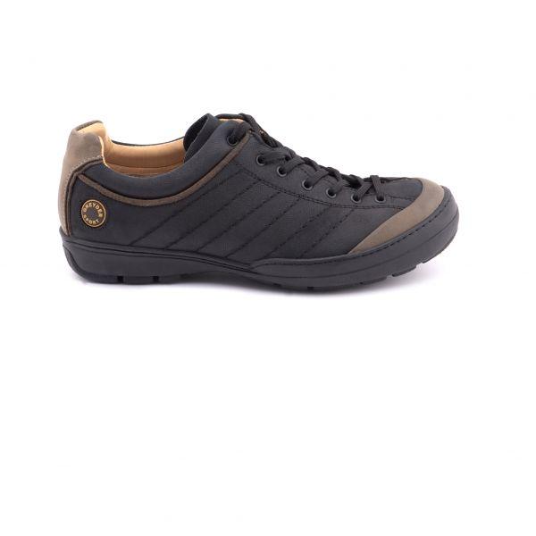 GREYDER Sneaker mit Zierstepps und Kontrastpaspel