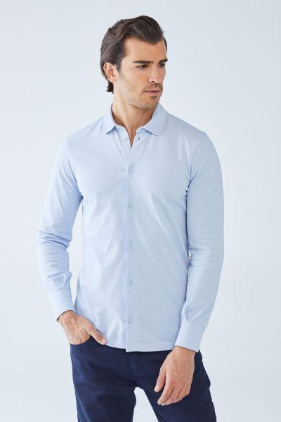 Jerseyhemd »Chad«