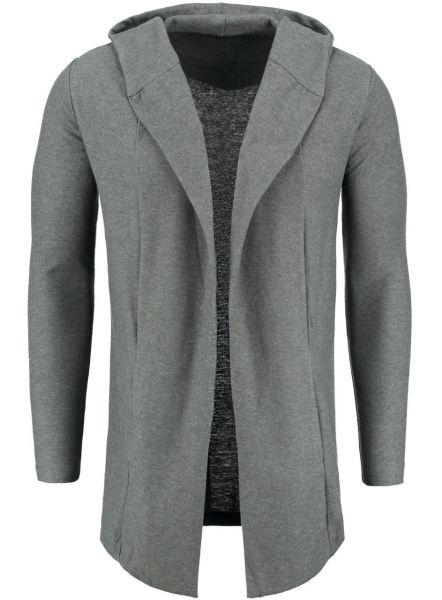 KEY LARGO Herren Sweatshirt & Sweatjacken MSW KALLE UNI jacket