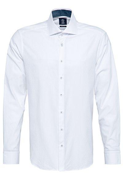 GABANO Langarmhemd mit dezenter Schlangenoptik