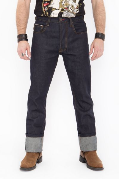 KING KEROSIN Authentic Selvedge Jeans 14oz