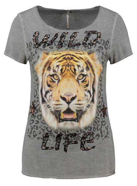 KEY LARGO Damen T-Shirt WT HUNTER round