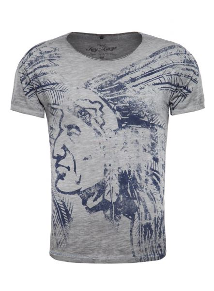 KEY LARGO Herren T-Shirt MT NATIVE MT NATIVE