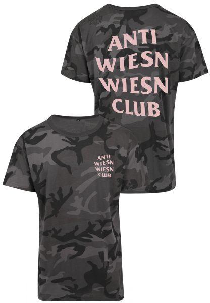 Wiesn Club Pink Tee pink L