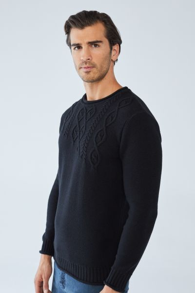 Strickpullover »Warn«